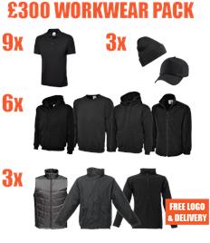 21 Item Workwear Bundle
