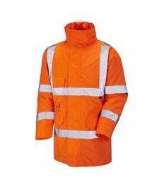Tawstock Orange Hi Visibility Traffic Jacket